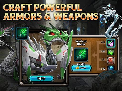 DragonSoul - Online RPG screenshot 9