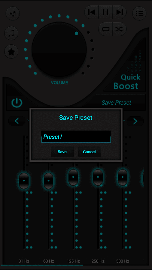 Bass Booster Pro Screenshot 4