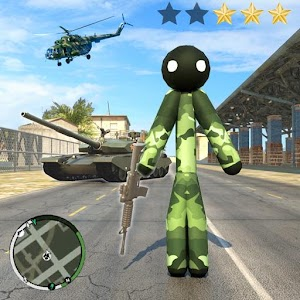 Army Stickman Hero Counter Attack For PC / Windows 7/8/10 / Mac – Free Download