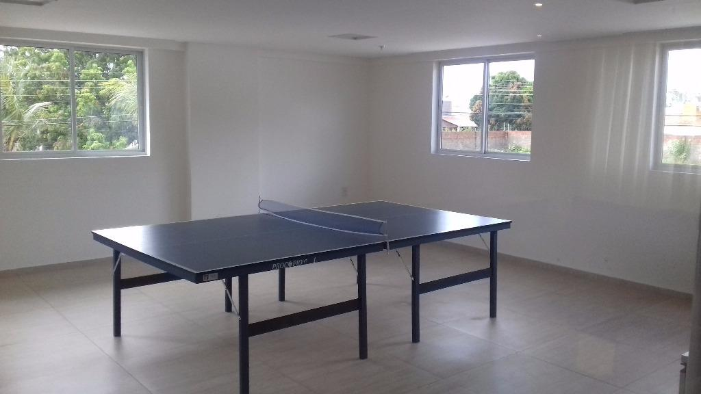 Apartamento com 3 dormitórios à venda, 89 m² por R$ 371.936 - Presidente Costa e Silva - Mossoró/RN