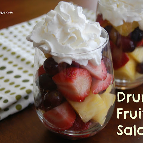 Drunk Fruit Salad