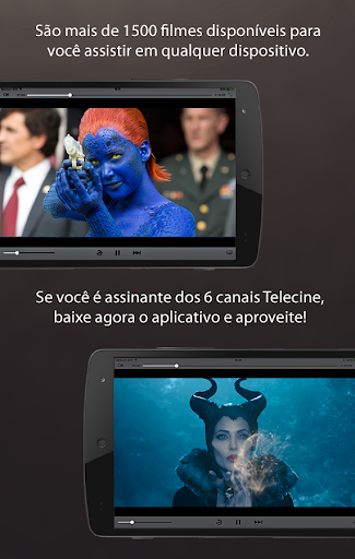 telecine-play-filmes-online for android screenshot