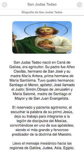 San Judas Tadeo screenshot 13