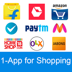 All-in-1 Online Shopping: Sale Icon