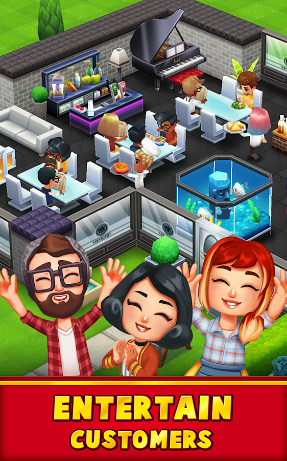 Food Street - Restaurant Management & Cooking Game Screenshot 16
