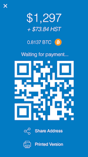 CoinPayments Business app for Android Preview 1