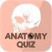 Anatomy Quiz - Free Physiology & Anatomy App Icon