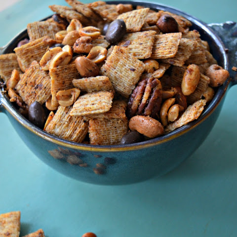 Triscuit Minis Chili Snack Mix
