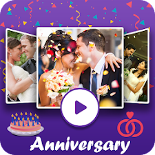 Anniversary Video Movie Maker