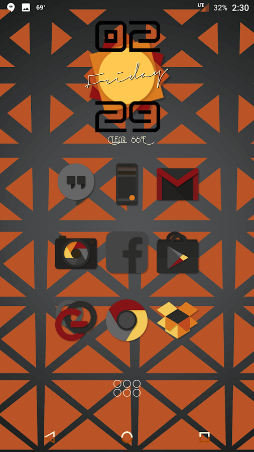 Desaturate Icon Pack Screenshot 3