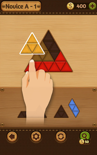 Block Puzzle Games: Wood Collection For PC
