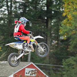 Motocross Rider by Jerry Hoffman - Sports & Fitness Motorsports (  )