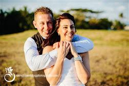 Leyla & Robert at Wyndham Denarau Island