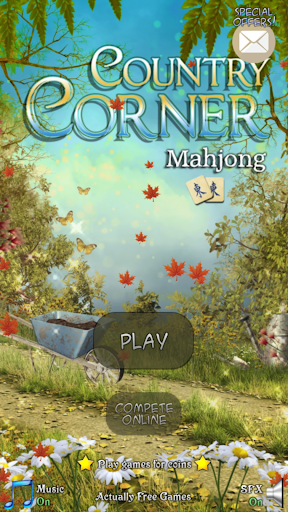 Hidden Mahjong: Country Corner - screenshot