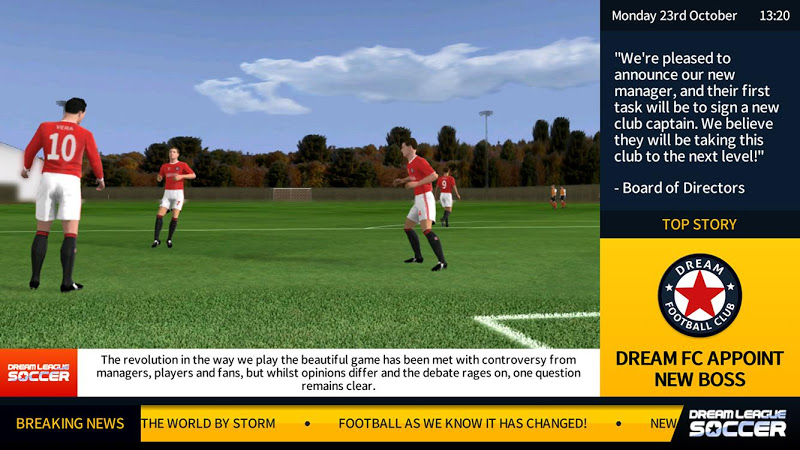 Dream League Soccer 2018 Screenshot 2