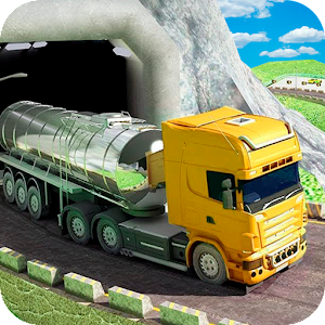 Offroad Oil Tanker Driver Transport Truck 2019 For PC / Windows 7/8/10 / Mac – Free Download