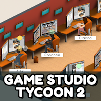 Game Studio Tycoon 2 For PC (Windows/Mac)