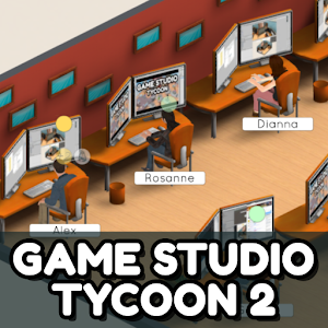 Game Studio Tycoon 2 For PC (Windows & MAC)