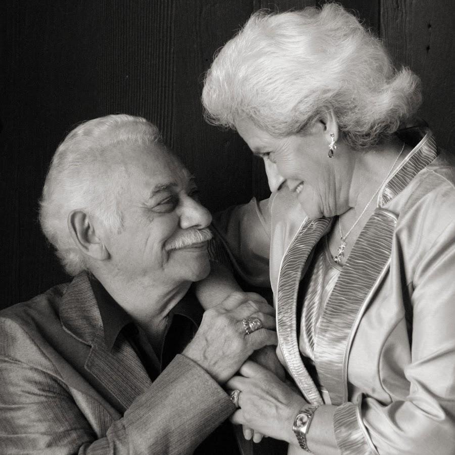 Everlasting Love by Sonia Stewart - People Couples ( love, seniors, retired, senior citizen, relationships, couples )