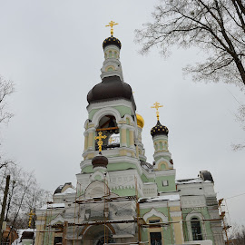 by Vladymyr Sergeev - Buildings & Architecture Places of Worship