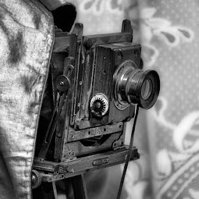 old camera by Linda Stander - Artistic Objects Other Objects