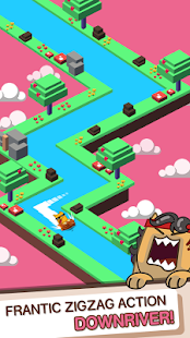 Splashy Cats: Endless ZigZag- screenshot thumbnail