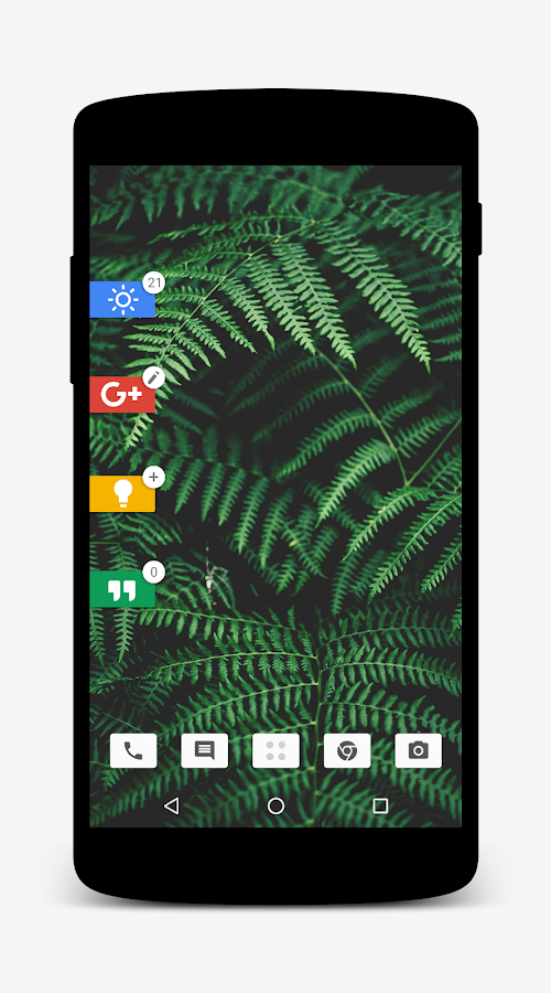 Nougat for Zooper Screenshot 7