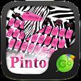 Pinto GO Keyboard Theme Emoji