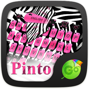 Pinto GO Keyboard Theme Emoji
