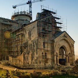 Bagrati Cathedral by Stanley P. - Buildings & Architecture Places of Worship ( cathedral, architecture )