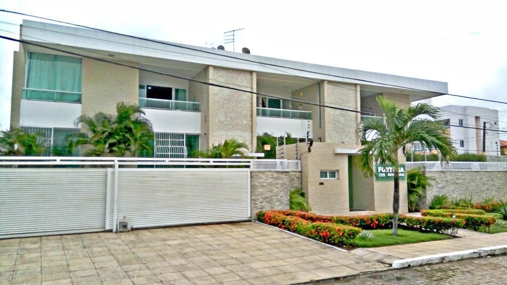Apartamento residencial para venda e locação, Bessa, João Pessoa - AP6194.