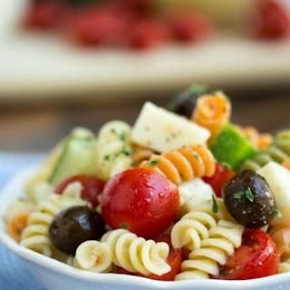 Italian Pasta Salad With Cucumbers Recipes