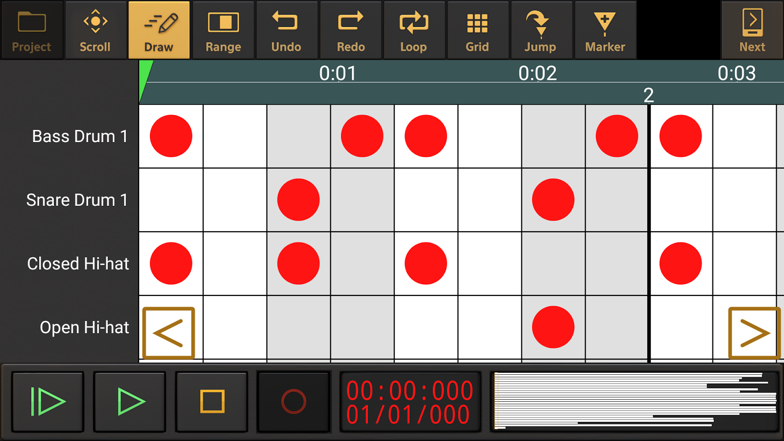 Audio Evolution Mobile Studio Screenshot 6