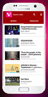 App Tube Video Download APK for smart watch