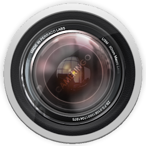 Cameringo+ Filters Camera For PC