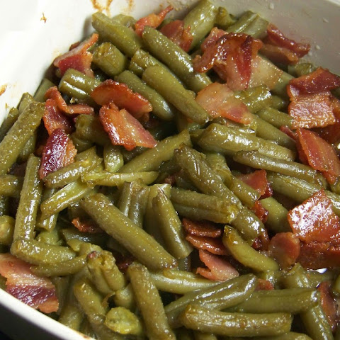 Sweet Southern Green Beans
