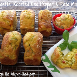 Roasted Red Pepper Muffins Recipes