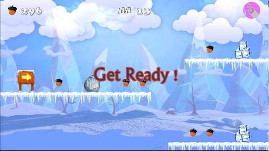Ice auger adventure - screenshot
