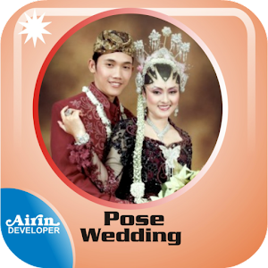 Foto Pose Wedding