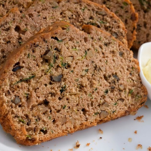 Zucchini Bread With Self-Rising Flour