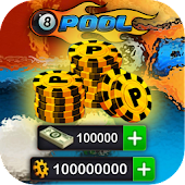 Rewards: Coins & Cash 8Ball Pool Prank