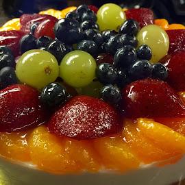 Sweet Summer Dessert Cake by Lope Piamonte Jr - Food & Drink Candy & Dessert