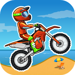 Bringing awesome bike racing with crafted levels straight to your device APK Icon