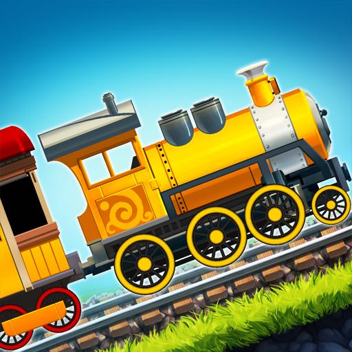 Fun Kids Train Racing Games (game)