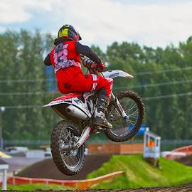 by Jim Jones - Sports & Fitness Motorsports ( motorcycle, motorsport, motocross, motorcycles, mx )