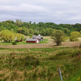 taylor farm by Jon Radtke - City,  Street & Park  Vistas ( taylor farm )