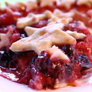 Strawberry Blackberry Raspberry Pie Recipes
