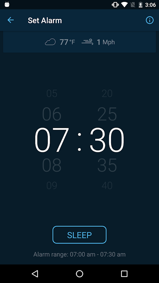 Good Morning Alarm Clock Screenshot 7
