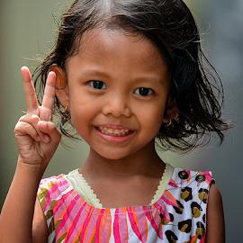 kaka Lala by Doeh Namaku - Babies & Children Child Portraits