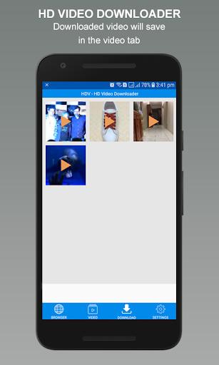 HD Video Downloader screenshot 6